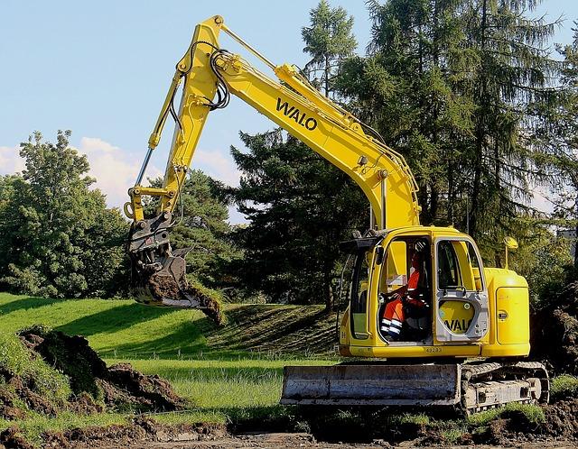 Main Line Excavation & Repair